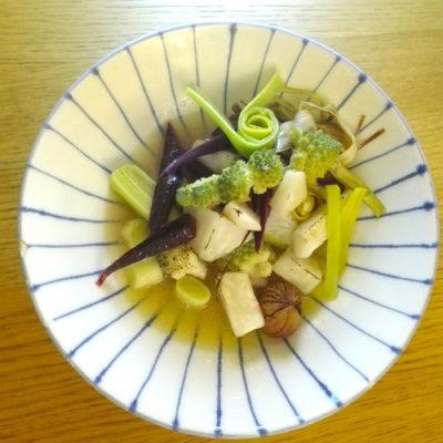 Cheffe à domicile - Tout végétarien (légumes hiver)