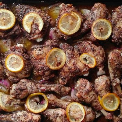 poulet au sumac