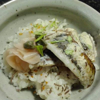 Cheffe à domicile - riz vinaigré