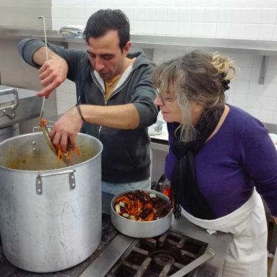 histoires de cuisine - association solremi - riz afghan de Belal