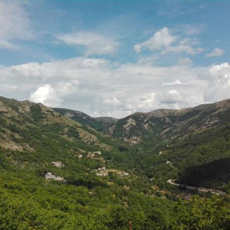vallee de la Thines